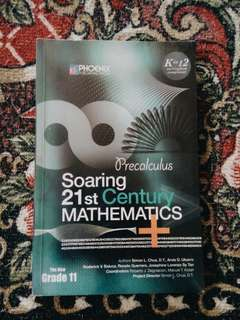 Precalculus (Grade 11 STEM)