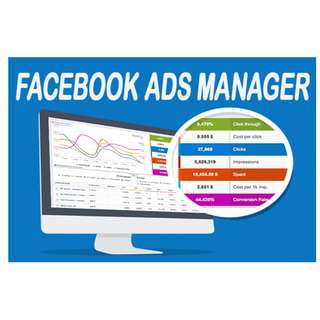 I Will Create And Manage Your Facebook Ads
