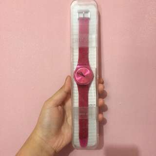 FREE ONGKIR swatch pink