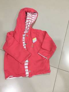 Mothercare girl jacket