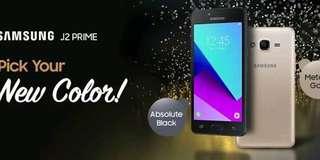 Promo Samsung Galaxy J2 Prime Smartphone Metalic Black