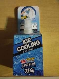 🎆🎆 韓國ICE Cooling 清涼噴霧 🎆🎆