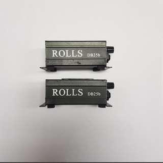 Rolls DB25b DI Box