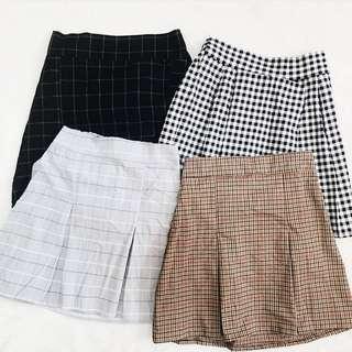 Tennis Skirt (Printed)