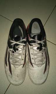 Adidas Futsal F10 Messi Size 43 1/3
