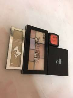 Highlighter and Blush clearance