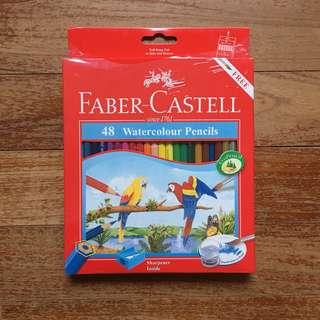 FABER CASTELL Watercolour Pencils