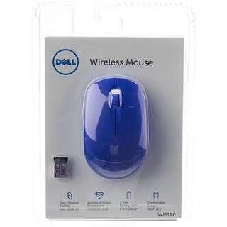 BNIB DELL Wireless Mouse (blue)
