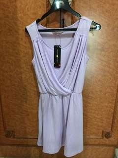 Cache Cache Lilac dress