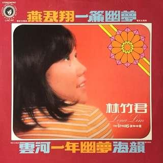 林竹君-雲河(LP)