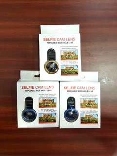 Selling BNIB Selfie Cam Fish Eye Lens