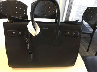 「全新」YSL Saint Laurent Classic Large Sac De Jour Souple 100% new