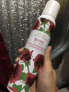 Anti-persporant Deodorant Spray