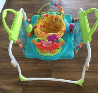 Fisher Price first Step Jumperoo sekend