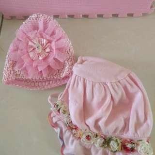 Topi cantik dan lucu