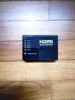 5 port HDMI switch