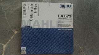 Mahle Original cabin air filter