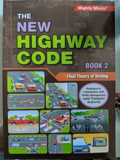 Final Theory Test Book