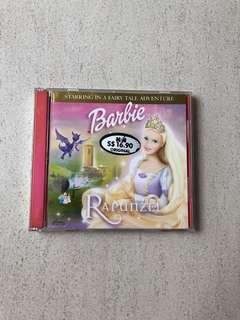 Barbie As Rapunzel VCD