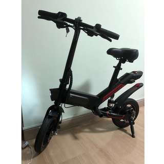 Labeda E-Scooter 36v 10.4ah, 350W