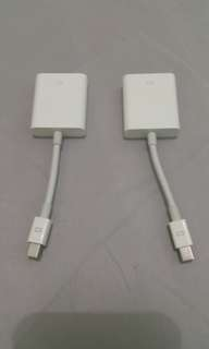 Apple to VGA adapter