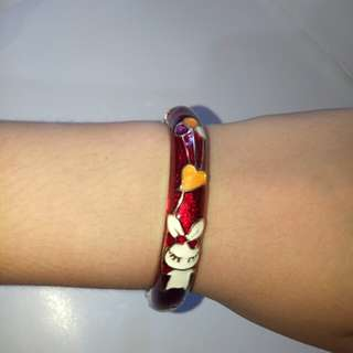 Red Rabbit Bracelet