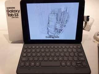 Kredit Bunga 0% Samsung Tab S3