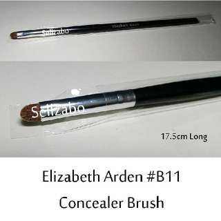 #B11 : Brush : Elizabeth Arden : Brushes : Conceal : Concealers : Spots : Eyes Shadows : Eyeshadows : Eyesshadows : Black Colour : Applicators : Highlights : Face : Facial : Makeup : Cosmetics : Beauty : Tools : Sellzabo