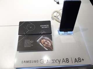 Kredit Bunga 0% Samsung A8+
