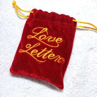 Love Letter (with card jackets)