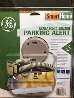 Ultrasonic Sensor Parking Alert