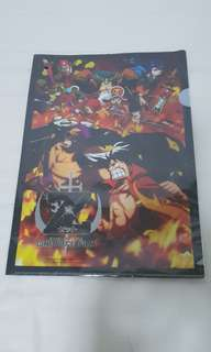 One Piece Film Z folder