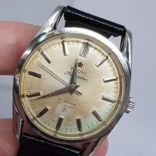 Titoni Airmaster Vintage Watch