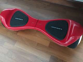 Almost new hover board x2