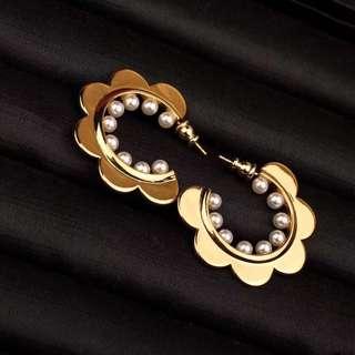 Celine 耳環