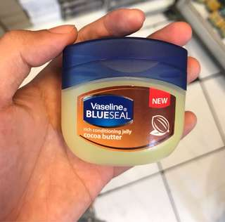 Vaseline cocoa butter