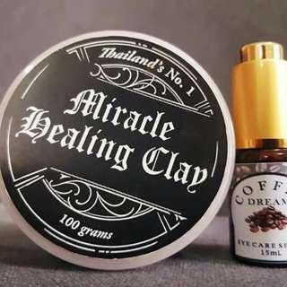 Miracle Healing Clay Mask