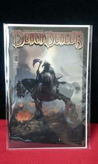 Death Dealer #1 and #2