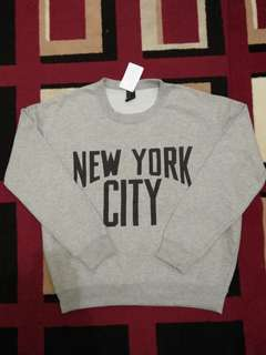 Crewneck moussy japan