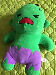 Hulk Stuffed Toy