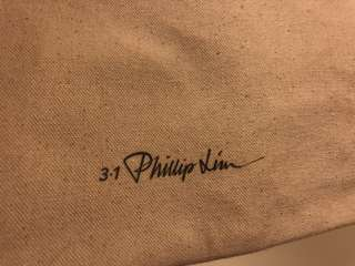 Phillip Lim Canvas Pouch