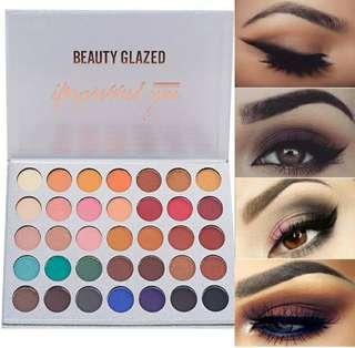 Pallet Eyeshadow Compact Tahan Lama 100% ori