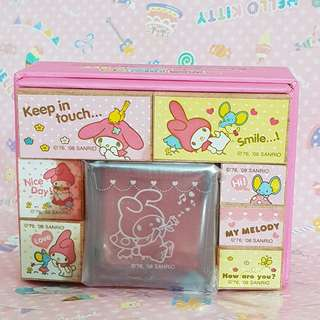 My Melody Wooden Stamps by Sanrio