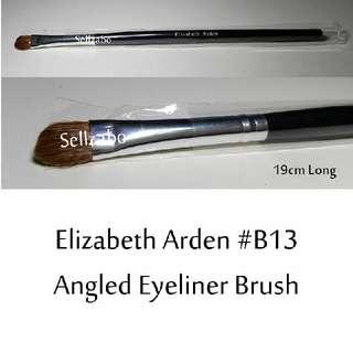 #B13 : Brush : Elizabeth Arden : Brushes : Angled : Liners : Eyeliners : Eyesliners : Eyes Shadows : Eyeshadows : Eyesshadows : Powder : Black : Applicators : Highlights : Face : Facial : Makeup : Cosmetics : Beauty : Tools : Sellzabo