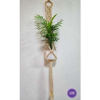 🖐 Handmade Macrame Plant Hanger 🖐 H012