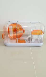 (One set) Hamster Cage