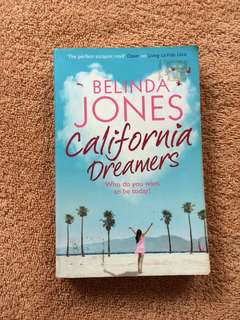 California Dreamers by Belinda Jones