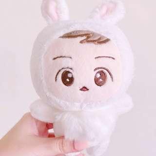 Baekhyun White Kyoong Doll