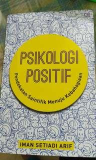 Buku psikologi positif