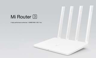 Xiao Mi Router 3 WiFi
